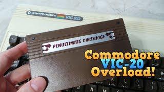 VIC-20 Overload - Penultimate Cartridge, Pentagorat, & Planet X1