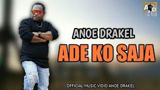 Anoe Drakel-ADE KO SAJA- [Official Music Vidio] Lagu Papua Terbaru