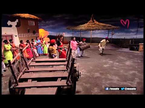 Rela Re Rela 1 Episode 4 : Goreti Venkanna Special Performance