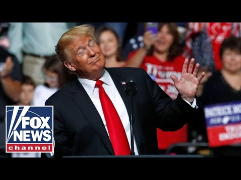 Highlights from President Trump's West Virginia rally