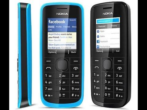 Обзор Nokia 109