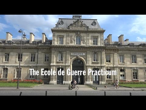 The Ecole de Guerre Practicum