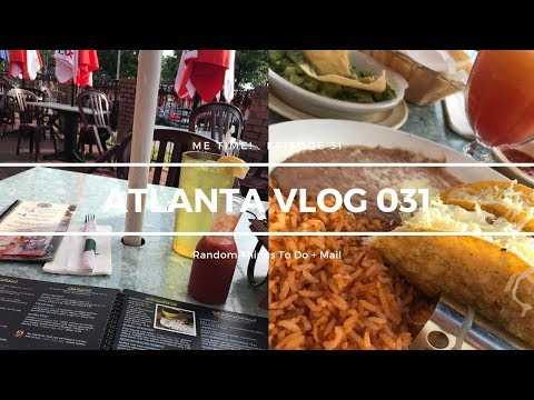 P.O Box Gifts, My First Orange Theory Fitness Class, & Random City Outings!  | ATLANTA VLOG