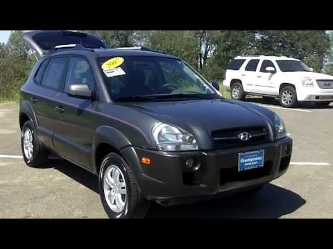 2007 hyundai tucson 4x4 youtube. Black Bedroom Furniture Sets. Home Design Ideas
