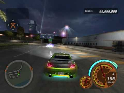need for speed underground 2 trainer 10 youtube. Black Bedroom Furniture Sets. Home Design Ideas