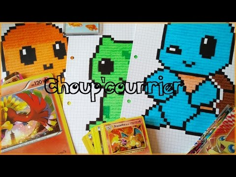 Choup'courrier - Les pixel-art les plus choupi du monde (et des cartes de fou en bonus :p)