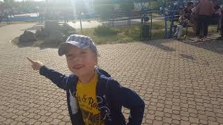 Экстрим-парк Мариуполь###июнь 2018 отдых с Мишей Extreme-park Mariupol june 2018 rest with Misha