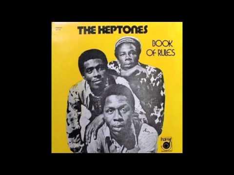 Heptones, Book of Rules. (Reggae)