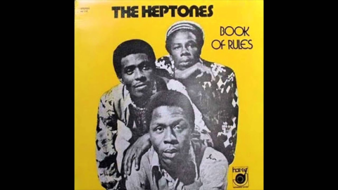 The Heptones - Reggae Chronicles