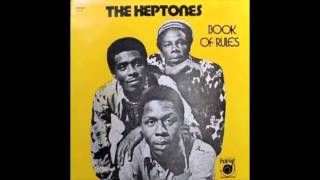 Heptones, Book of Rules. (Reggae)