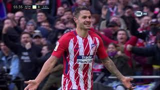 [LIGA] Atletico Madrid vs Celta Vigo 3-0 - Gol e highlights HD - 11/03/18