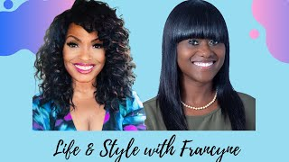 Life & Style with Francyne // Coco Roberts, Author, Speaker and Domestic Violence Survivor
