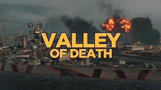 World of Warships - Valley of Death