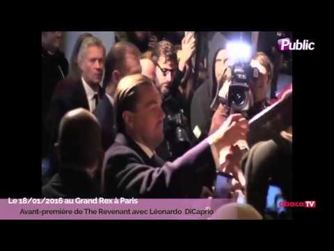Exclu Vidéo : Leonardo DiCaprio : Les françaises sont toujours aussi folles de lui !