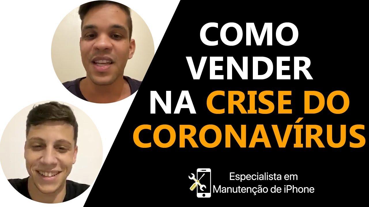 Live Gabriel Freire - Como vencer na crise do coronavírus