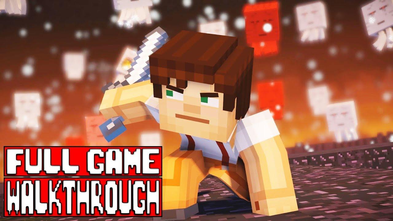 Minecraft Story Mode Season 2 Episode 3 Gameplay Walkthrough Part