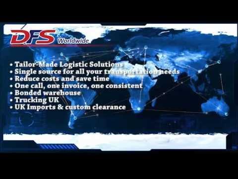 DFS Worldwide Shipping | London UK