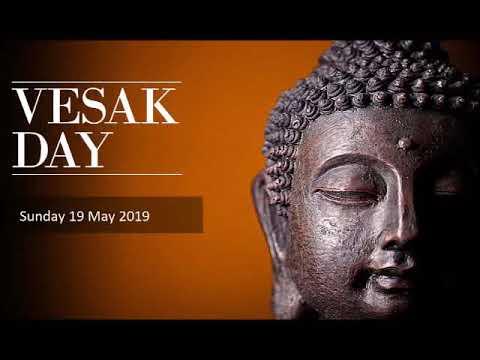 Happy Vesak 2019 2563 BE Wesak 2563 BE 2019 Singapore
