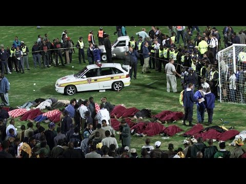 Remembering the Ellis Park stadium disaster - 16 years later