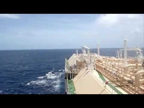 Life on LPG tanker