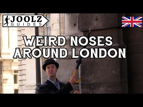 Noses of Soho - TOP 50 THINGS TO DO IN LONDON - London Guide