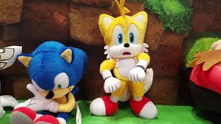 Toy Fair Tomy Sonic The Hedgehog