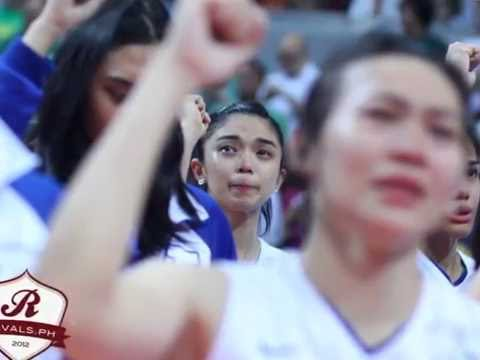 Ateneo Lady Eagles & Fab5(world's greatest-r.kelly)