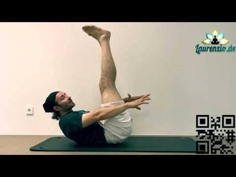 Yoga in Frankfurt für den unteren Rücken