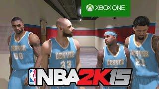 NBA 2K15 - My Career: Estreando Na NBA #02 [Xbox One]