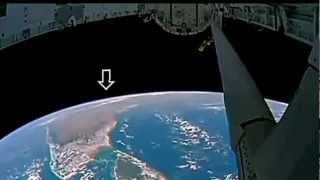 REAL AMAZING NASA UFO