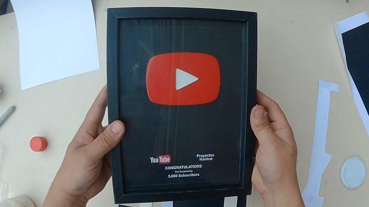 Youtube: Cómo Hacer Un Botón De YouTube