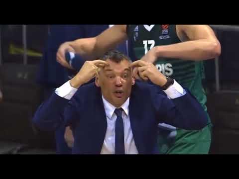 Valencia-Zalgiris 63-71: Jasikevicius still can't believe Milaknis did it again!