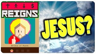 Reigns Game - Will Jebus slay The Devil?! | Reigns Gameplay (New Update)