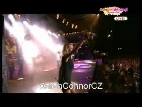 Sarah Connor- From Zero to Hero (live)