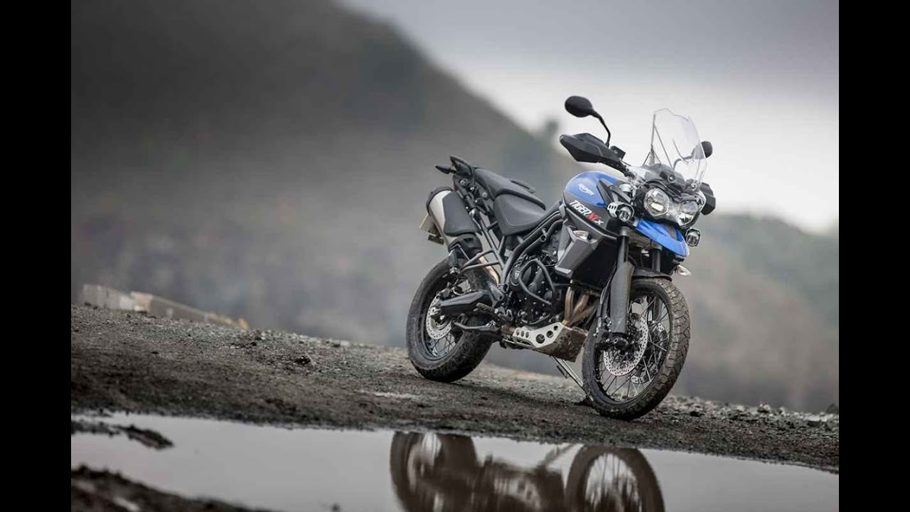 2015 Triumph Tiger 800 Xcx Xrx On And Off Road Adventure