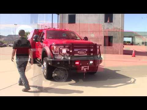Cascade Fire Equipment Molalla RFPD #73 Finished Truck Demo