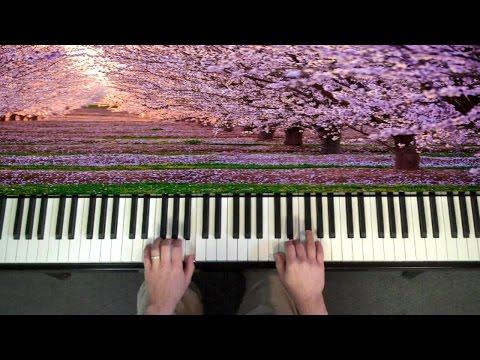 Sakura / Cherry Blossoms (Alfred's Adult Piano Course Level 2)
