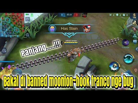 Franco Bakal Di Banned Lagi~Hook Franco Nge Bug~mobile Legends