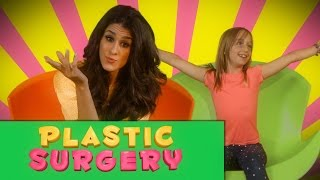 Plastic Surgery | Adults Say The Darndest Things Episode 2 | Brittany Furlan