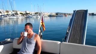 Cruising Mallorca - June 2015