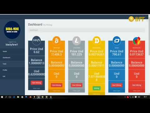 New ! Free Bitcoin Cloud Mining Site - Free 1.00000 MHS - Earn Up 0.006 BTC Perday || Bitcoin 2018