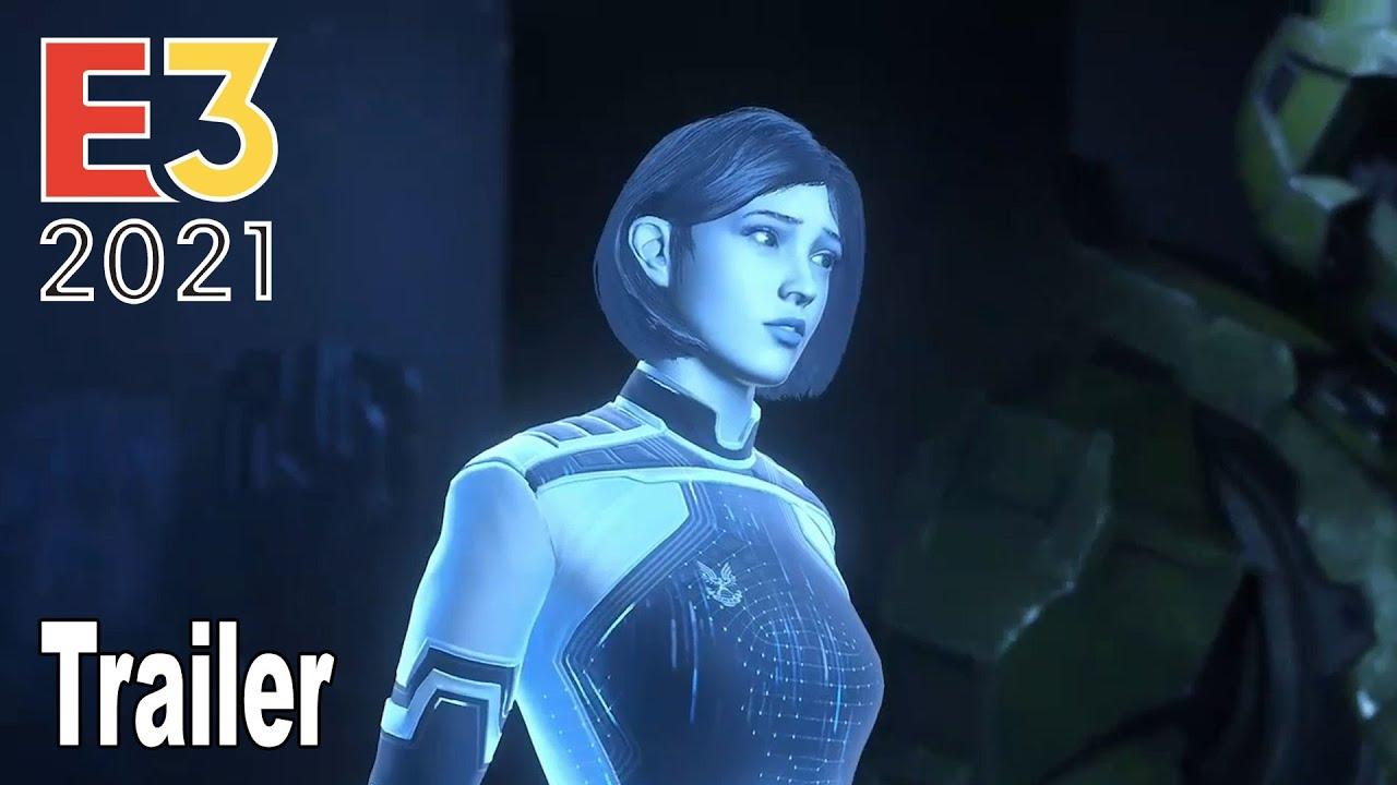 Halo Infinite - Story Trailer E3 2021 [HD 1080P]