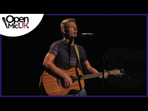 BRADLEY THOMPSON at Newcastle Open Mic UK Music competition