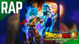 Rap De Dragon Ball Super: Broly (TOEI ANIMATION) || Frikirap || CriCri :D (Prod. Oxa, StarBeats)