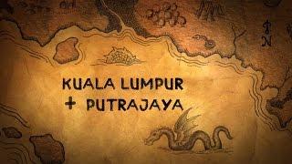 JANWAWA :: Kuala Lumpur + Putrajaya 吉隆坡/太子城 กัวลาลัมเปอร์ / ปุตราจายา