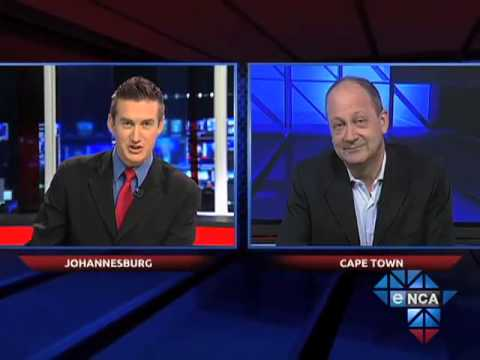 eNCA's Gareth Edwards Interviews Steve Connolly on the New Dan Brown Book still to be Written