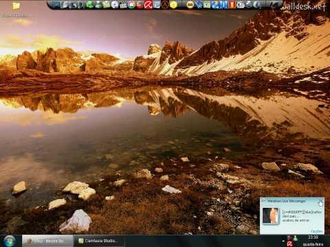 CubeDesktop3D