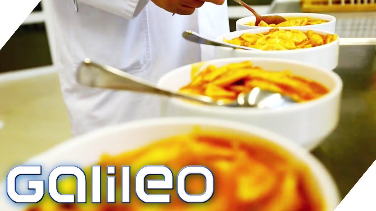 Produktion: Dosenravioli | Galileo | ProSieben