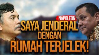 🔴 LIVE! NAPOLEON: SAYA JENDERAL DENGAN RUMAH TERJELEK!   UBER   REFLY HARUN TERBARU