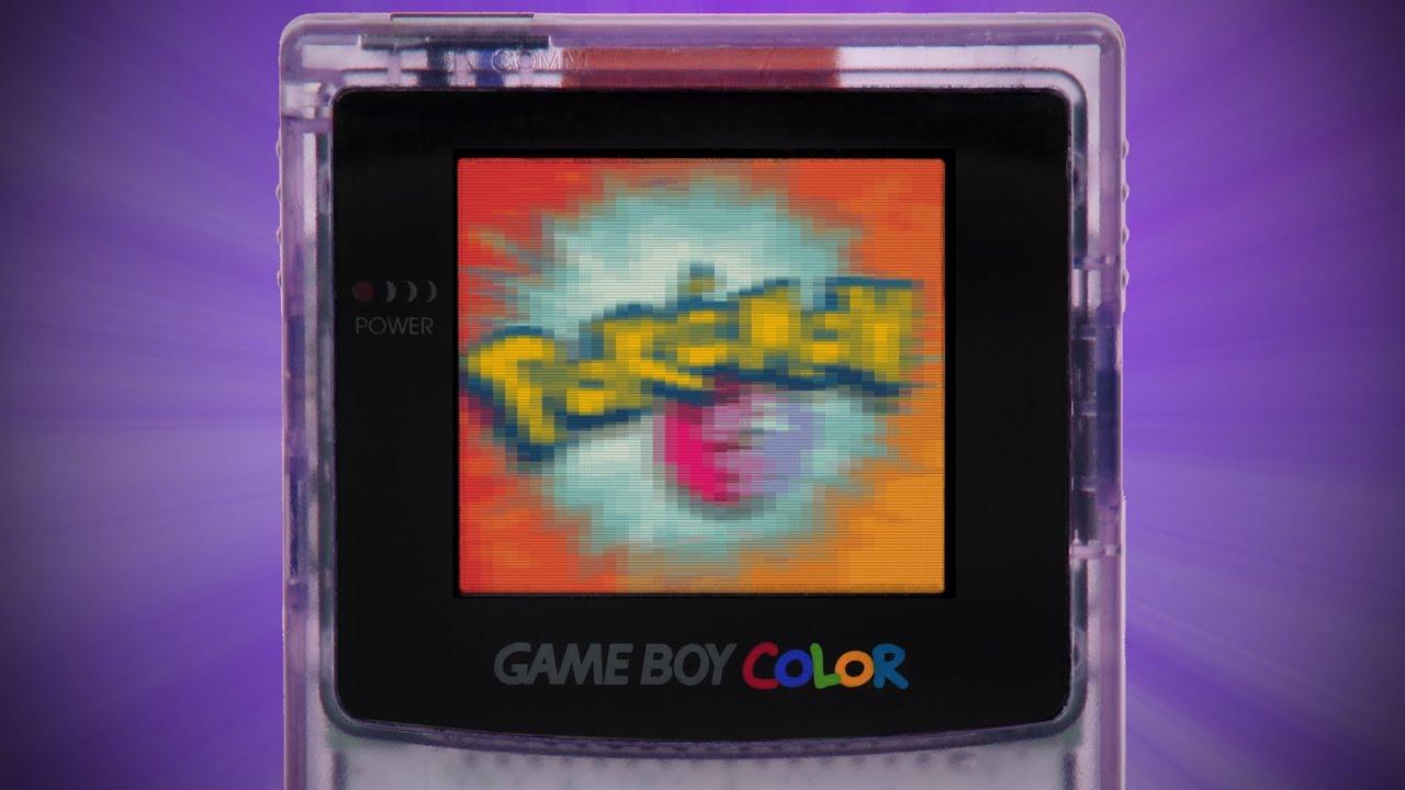 Game boy color - Game Boy Color 53